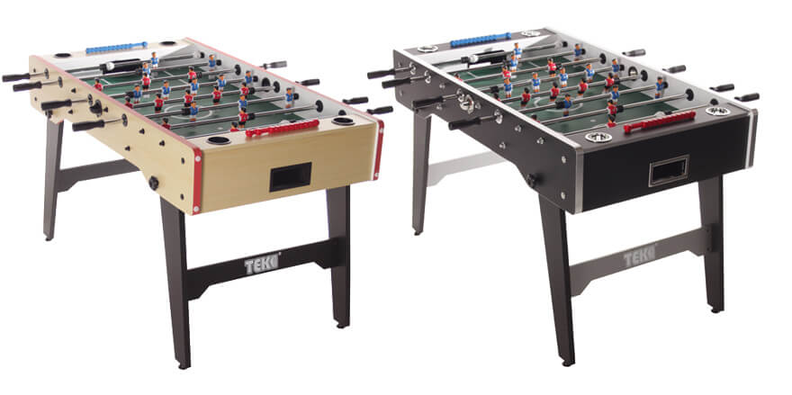 Space Saving Folding Foosball Table With Excellent Gameplay